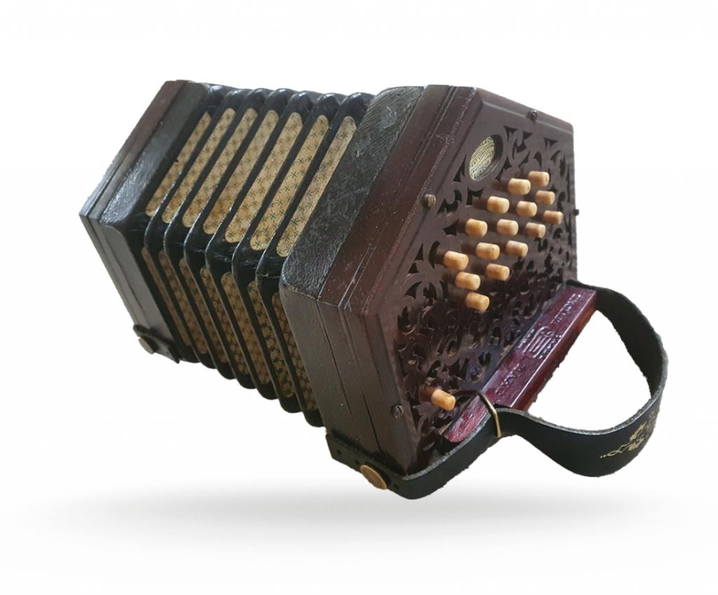 Contact-concertina